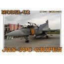 JAS-39C Gripen CzAF 1/144