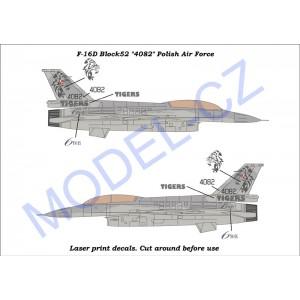 """1/72 F-16D Block52+ """"4082"""""""