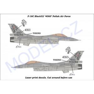 """1/48 F-16C Block52+ """"4060"""""""
