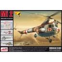 90038 Mi-2 Hoplite - CZAF 1/48