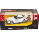 RC model auto 1:24 BMW Z4 GT3 (BUDDY TOYS BRC 24030 WH)