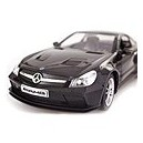RC model auto 1:18 Mercedes SL 65 (BUDDY TOYS BRC 18010 BLK)