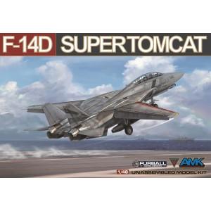 NOVINKA 1/48 AMK F-14 Tomcat