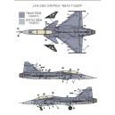 "JAS-39C Gripen ""9819"""