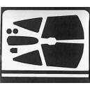 Masky kabiny Su-22M4 1/48