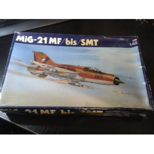 Mig-21MF (SMT,BIS) OEZ Letohrad 1/48 - Bazar