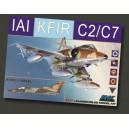 AMK 1:72 IAI C2/C7 KFIR