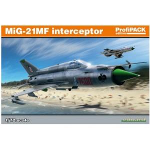 1/72 Eduard Mig-21MF Interceptor
