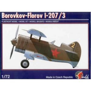 Borovkov - Florov I-207/3