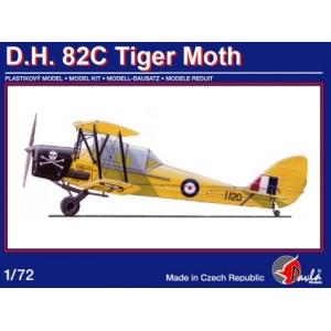 D.H. 82C Tiger Moth