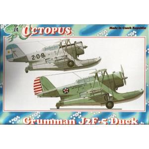 Grumman J2F-5/6 Duck