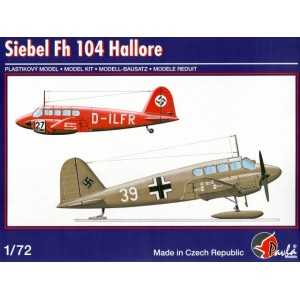Siebel Fh 104 Hallore